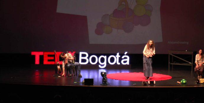 Sembrando canciones: Un Bosque Encantado at TEDxBogota